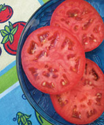 Tomate Beefsteak Red